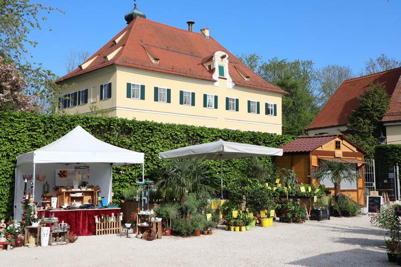 Start Lebensraumgarten Gartenausstellung Auf Gut Mergenthau